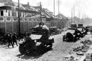Read more about the article What happened on September 18th 1931 in china