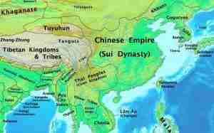 Read more about the article who founded the sui dynasty