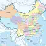what are the 23 provinces in china