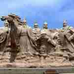 Who was the first emperor of the han dynasty