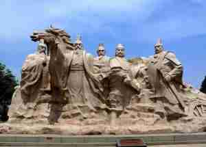 Read more about the article Who was the first emperor of the han dynasty