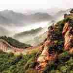Why Was The Great Wall Of China Built On Mountains