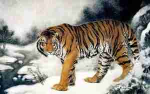 Read more about the article What Does The Tiger Mean In Chinese Culture?